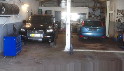 Service af bil